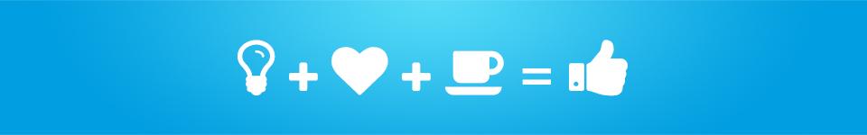 Ein guter, starker Kaffee hilft ungemein ...