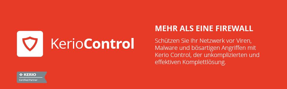 Kerio Control Firewall