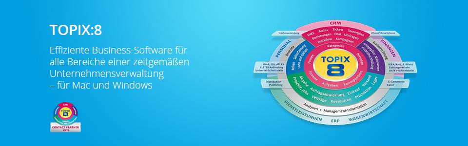 Topix:8 Business Software